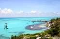 A ilha fica a 40 minutos de barco da zona hoteleira de Cancún