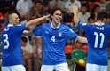 Com o resultado, a Itália subiu ao pódio pela terceira vez na história: foi vice-campeã em 2004 e medalha de bronze em 2008