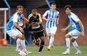 Com um gol aos 45min do segundo tempo, o vice-campeão da Série B Criciúma empatou por 1 a 1 com o Avaí, na Ressacada