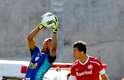 Equipe do goleiro Dida depende de apenas um empate na última rodada, contra a Ponte Preta, para se salvar