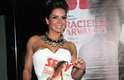 Graciella Carvalho estampa o ensaio principal da edição de dezembro da revista 'Sexy' e lançou a publicação em São Paulo