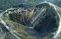 O vulcão Paricutín, no México, possui 424 metros de altura, está inativo desde 1952 e é uma das sete maravilhas naturais do mundo