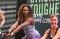 Ela já levantou seu primeiro troféu da temporada 2013 no WTA de Brisbane