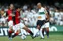 O jogo amistoso não foi nada amigável no Couto Pereira, e cinco jogadores foram expulsos de campo - três do Colón e dois do Coritiba