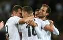 Nova Zelândia comemora vitória por 2 a 1 sobre a Nova Caledônia, que valeu o título antecipado das Eliminatórias da Oceania