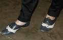 Bibiana Honório com o sapato oxford