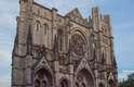 Catedral de São João o Divino, Estados UnidosMaior igreja dos Estados Unidos, a Catedral de São João o Divino tem espaço para 20 mil pessoas. Situada no coração de Manhattan, a igreja foi construída originalmente em estilo bizantino-românico no final do século 19, mas teve sua arquitetura mudada para estilo gótico na década de 70