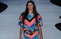 Bruna Marquezine desfilou pela Coca-Cola Jeans na última edição do Fashion Rio e repete a participação nesta temporada de inverno 2014