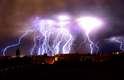 No Dia da Terra, selecionamos algumas das imagens mais impressionantes do nosso planeta. O guia turístico Roch Hart registrou uma tempestade elétrica em Albuquerque, no Estado americano do Novo México. A fotografia é resultado de uma exposição de 11 minutos