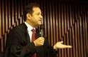 10 de maio O promotor Marcos Mousinho apresenta os argumentos da acusação nos debates finais