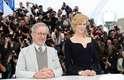 Nesta quarta-feira (15), o cineasta Steven Spielberg e atriz Nicole Kidman se apresentaram como membros do júri do 66º Festival de Cannes, que vai até o dia 26