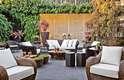 O jardim gourmet foi criado por Wolfgang Schloger