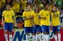 O Brasil saiu na frente e cedeu a virada, mas buscou um empate por 2 a 2 com a Inglaterra neste domingo, na primeira partida oficial do Maracanã depois das obras para a Copa das Confederações de 2013 e a Copa do Mundo de 2014