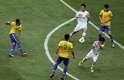 Atacante não marcava há nove jogos e, no período, viu seu aproveitamento em finalizações cair para 38% entre acertos e erros no Santos e na Seleção