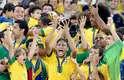 Principal nome da Seleção Brasileira no torneio, Neymar foi escolhido o melhor jogador da Copa das Confederações. O craque do Barcelona marcou quatro gols e só não foi escolhido pela Fifa como o melhor em campo na partida contra o Uruguai