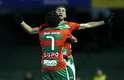 Gilberto fez gol para a Portuguesa em rápido contra-ataque