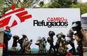 Exposição da Médicos Sem Fronteiras reproduz em São Paulo parte da realidade dos campos de refugiados do mundo; uma das situações mais críticas é a da guerra síria, que já desalojou quase 2 milhões de pessoas