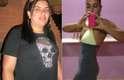 """""""Estava com 90 kg e, segundo o site Dukan, deveria pesar 68 kg. Confiei e não desisti. No total, com 6 meses de Dukan e a prática de exercícios físicos todos os dias, eliminei 26 kg"""", relata Karina"""