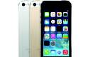 iPhone 5SO aparelho vem nas cores cinza espacial, prata e dourado. A câmera foi melhorada com uma nova lente com uma abertura f/2.2 e um sensor 15% maior. A resolução continua com 8 megapixels. A câmera pode capturar 10 quadros por segundo