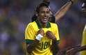 Neymar foi o principal destaque do primeiro tempo