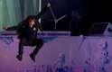 O sexteto britânico Iron Maiden fechou a última noite do Palco Mundo do Rock in Rio, na madrugada desta segunda-feira (23), na capital fluminense; composta apenas por clássicos, majoritariamente da década de 1980, a apresentação foi parte da Maiden England Tour, baseada em um vídeo homônimo do grupo gravado durante o giro mundial do álbum 'Seventh Son of a Seventh Son', em 1989