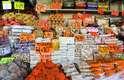 É possível encontrar ótimos preços pesquisando entre os comerciantes. La Merced também é o lugar ideal para comprar a autêntica pimenta mexicana