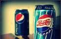 Lata da Pepsi em 1950