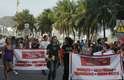 Os manifestantes defendem que a única saída para a produção de alimentos saudáveis em grande quantidade é a agroecologia