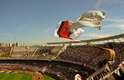 Se a Argentina hoje é uma potência no futebol, tudo começou no Estádio Monumental de Núñez, que pertence ao River Plate. Aqui, o país conquistou seu primeiro título em Copas do Mundo, ao bater a Holanda na prorrogação por 3 a 1, em 1978. Por conta desta mística, e por ser o maior estádio do país, é aqui que a seleção argentina costuma mandar seus jogos