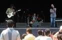Com influências gritantes de Led Zeppelin, algo ainda mais claro na voz e trejeitos à Robert Plant do cantor João Lucas, o trio empolgou com músicas próprias de riffs pesados simples e diretos em meia hora de apresentação
