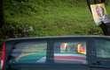 Escoltado por militares, o caixão, envolto na bandeira da África do Sul, desfilará em um carro até o Union Buildings, sede do governo sul-africano