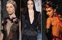 A semana de alta-costura de Paris se encerra nesta quinta-feira (23) com algumas surpresas: Chanel misturou tênis com alta-costura e uma modelo desfilou fumando na passarela de Jean Paul Gaultier. Mesmo assim, as maiores extravagâncias ainda ficaram para as roupas ousadas dos estilistas