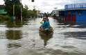 20 de fevereiro - De acordo com o meteorologista do Sistema de Proteção da Amazônia, Marcelo Gama, a cheia dos rios também é impactada pelas chuvas nos países vizinhos à Amazônia