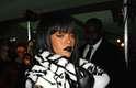 Nesta edição da semana de moda de Paris, Rihanna já havia prestigiado os desfiles de Christian Dior e Lanvin