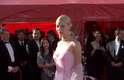 Na 71ª edição do Oscar, em 1999, Gwyneth Paltrow faturou o Oscar de Melhor Atriz por seu papel em Shakespeare Apaixonado, mas seu vestido rodado cor-de-rosa de alças finas não agradou a todos