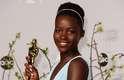 Lupita Nyong'o ganhou Oscar por seu papel em '12 Anos de Escravidão'