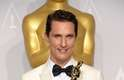 Matthew McConaughey ganhou Oscar de Melhor Ator por seu papel e 'Clube de Compras Dallas'