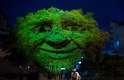A ação da Árvore que Sente também foi realizada no último domingo, na Praça Charles Miller, e na terça-feira