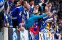 Torcida do Espanyol se revoltou com arbitragem e Neymar