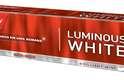 Para os que não gostam de perder tempo, a Colgate Luminous White promete dentes mais brancos em uma semana