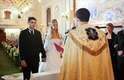 Casamento de Débora Saraiva, 30 anos, e Rodrigo Saraiva, 35 anos, em 16/06/2012