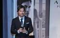 O ator Ian Somerhalder, galã da série The Vampire Diaries, é o novo garoto-propaganda do perfume Azzaro pour Homme