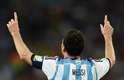 Messi foi decisivo ao participar dos gols que definiram a vitória por 2 a 1 sobre a Bósnia