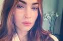 A atriz Megan Fox parece que finalmente se rendeu ao Instagram. A segunda postagem da famosa foi de uma foto em que aparece sem maquiagem e acessórios, logo depois de acordar