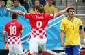 12 de junho - Brasil 3 x 1 Croácia,Arena Corinthians, São Paulo