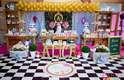 Festa com tema Alice no País das Maravilhas clicada pela Fluup Fotografia