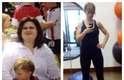 Ela já havia tentado várias dietas da moda quando decidiu o método mais indicado, que a fez perder 12 kg: exercícios e reedução alimentar