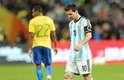Messi errou muito e ainda perdeu um pênalti