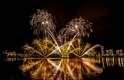 Árvore de Natal da Lagoa Rodrigo de Freitas, no Rio de Janeiro, a maior árvore flutuante do mundo, tem 85 metros de altura, 3,1 milhões de lâmpadas e pesa 542 toneladas; inauguração foi na noite de sábado (28/11)