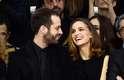 Natalie Portman assistiu à apresentação diretamente da fila A